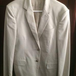 Tan express blazer size medium/38S gently worn